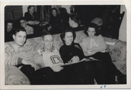 Group on a Couch