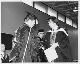 1975 Spring Convocation