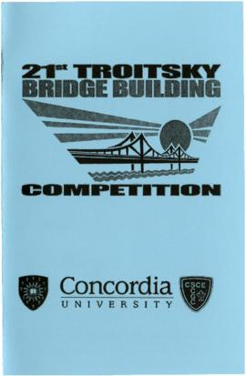 21st Troitsky Bridge Building Competition