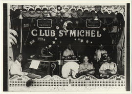 A Montreal quintet at Club St. Michel