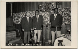 The Herb Johnson Band at Club Matane
