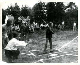 Camp Naskapi Baseball Game
