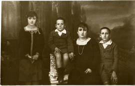 Unidentified Family Portrait