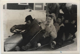 Group on a Sled