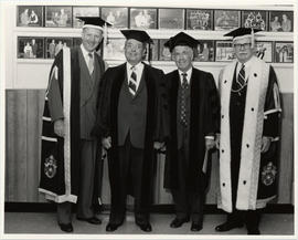 1985 Honorary degree