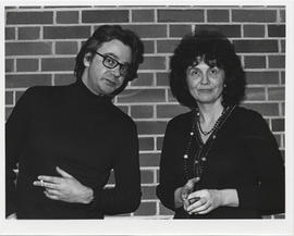 John Metcalf & Alice Munro
