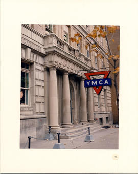 Central YMCA Façade