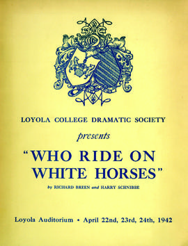 Who Ride on White Horses