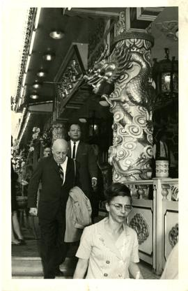 Henry F. Hall's Visit to China