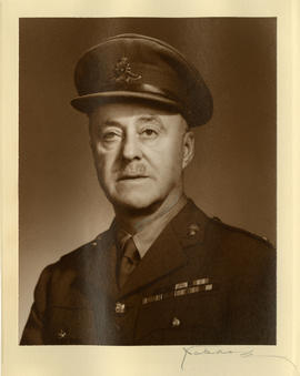 Lieutenant Colonel Saint Clair Holland