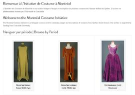 Montreal Costumes Archive