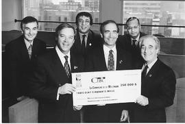 CIBC's gift to the Capital Campaign