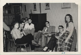 Group at a Party