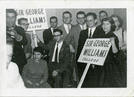 Sir George Williams Students