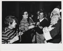 Father Malone's Christmas Party