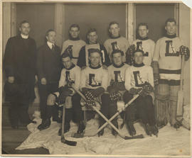 Loyola College Senior Hockey Team