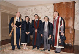 1986 Honorary degree