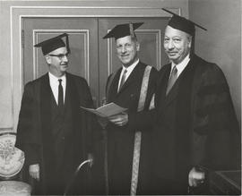 Convocation 1969 - Honorary Degree recipients
