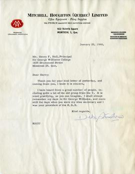 Letter from Richard S.