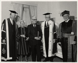 1984 Honorary degree