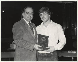 Male Rookie of the Year Award