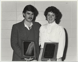 Gill Award and Sally Kemp Award